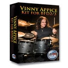 Sonic Reality VINNY-APPICE-KIT  Vinny Appice Drum Sample Library [download]