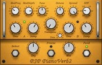 PSP PSP PianoVerb2 Creative resonant reverb plug-in [download]