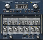 PSP PSP stompFilter Provides a wide range of modulated filter and gain sounds [download]