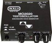 Test Oscillator w/ Power Supply