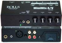 Rolls MX56c MiniMix A/V Mixer