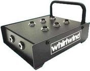 Whirlwind HBB Headphone Breakout Box, 6 Headphone Outs