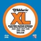 10 Pack of Regular Light XL Electric Guitar Strings