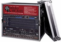 "10U Effects Case with 14"" Body Depth"