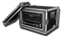 Amplifier Case, Shock Mounted, 6U