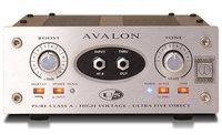 Avalon U5 Mono Instrument & DI Preamplifier
