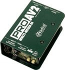 Radial Engineering ProAV2, Preamps & Direct Boxes