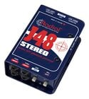 Radial Engineering J48 Stereo, Preamps & Direct Boxes