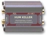 Radio Design Labs AVHK1 Hum Eliminator