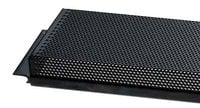 3 Space Perforated Security Rack Cover
