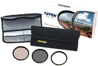 Tiffen 72TPK1 Photo Essentials 72mm Filter Kit