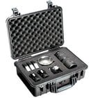 Pelican Cases 1500 Medium Black Case with Foam Interior PC1500-BLACK