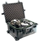 Pelican Cases PC1610-BLACK Large Black Case with Wheels