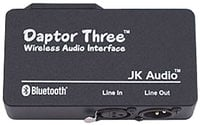 JK Audio DAP3 Wireless Audio Interface, Bluetooth DAP3-JK-AUDIO