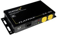 SurgeX SA-82 FlatPak™ Surge Protector & Power Conditioner For Flat Panel Monitors SA-82