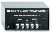 Radio Design Labs TX-AT1 Audio Isolation Transformer TXAT1