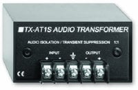 Radio Design Labs TX-AT1S Audio Isolation Transformer with Suppression TXAT1S