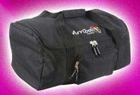 "Arriba Cases AC-120 Mobile Lighting Bag, 19"" x 10.5"" x 10"""