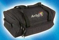 "Arriba Cases AC-135 Lighting Bag for Compact Intelligent Scanner Style, 19.5"" x 10.5"" x 7.5"""