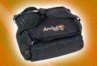 """Arriba Cases AC-155 Mobile Lighting Case, Avenger/Derby Style, 17"""" x 17"""" x 8.5"""""""