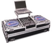 Glide Style DJ Coffin w/ Laptop Shelf