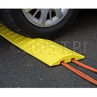 Speed Bump Cable Guard (10 x 2 x 6 ft.)
