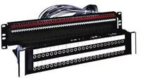 Switchcraft MTPH48K3NS Audio Patch Panel