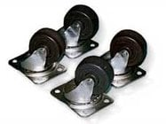 "2-1/2"" Plate Casters"