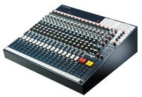 Soundcraft FX16ii 16-Channel Compact Mixer with Onboard Lexicon Effects Processor