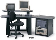 Winsted E4580 Multimedia Work Station  E4580