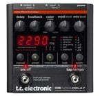 TC Electronic Nova Delay Delay Effects Pedal NOVA-DELAY
