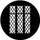 Rosco Laboratories 77124 Gobo Lattice 77124