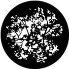 Rosco Laboratories 77774 Gobo Blossoms 77774