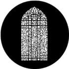 Rosco Laboratories 77802 Gobo Stained Glass Composite 77802