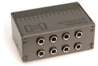 "Hosa MHB-350 Balanced 1/4"" Patch Bay MHB350"