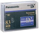 Mini DV Cassette Tape, 83 Minutes