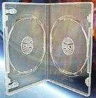 American Recordable Media DVDB-2/SC DVD Album, Dual, Clear with Overwrap