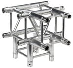 Global Truss SQ-4130 1.64 ft. 4-Way T-Junction Square Truss Segment