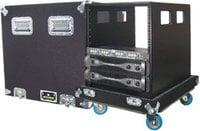 Grundorf Corp PO18B 18 RU Carpeted Pull-Over Rack (Black)