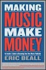 Hal Leonard 50448009 Making Music Make Money - An Insider's Guide to Becoming Your Own Music Publisher 50448009