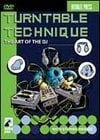 Hal Leonard 50448025 Turntable Technique -The Art of the DJ (DVD)