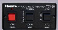 Horita TCI-50 VITC/LTC Reader/RS-422 Inserter