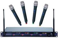 VocoPro UHF-5800 Wireless UHF Handheld Mic System