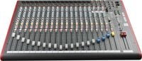 22 Channel Mixing Console (16 mono + 3 stereo) with Built-In FX and USB I/O, 16 Mic Preamps