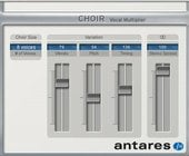 Antares CHOIR Vocal Multiplier Plug-in (Native) CHOIR-EVO