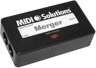 MIDI Solutions MERGER 2-Input MIDI Merger