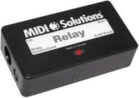 MIDI Solutions RELAY MIDI Controlled Relay Switch