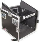 Odyssey FZ1108 ATA Combo Rack (11-Space Slanted, 8-Space Vertical)