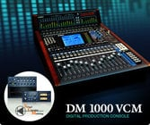 Yamaha DM1000VCM Compact Digital Console