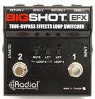 Radial Engineering BigShot EFX True Bypass Effects Loop Selector